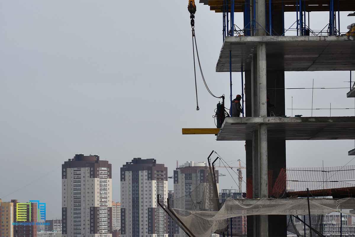 В Беларуси в I полугодии 2021 года построили более 2 млн кв.м жилья