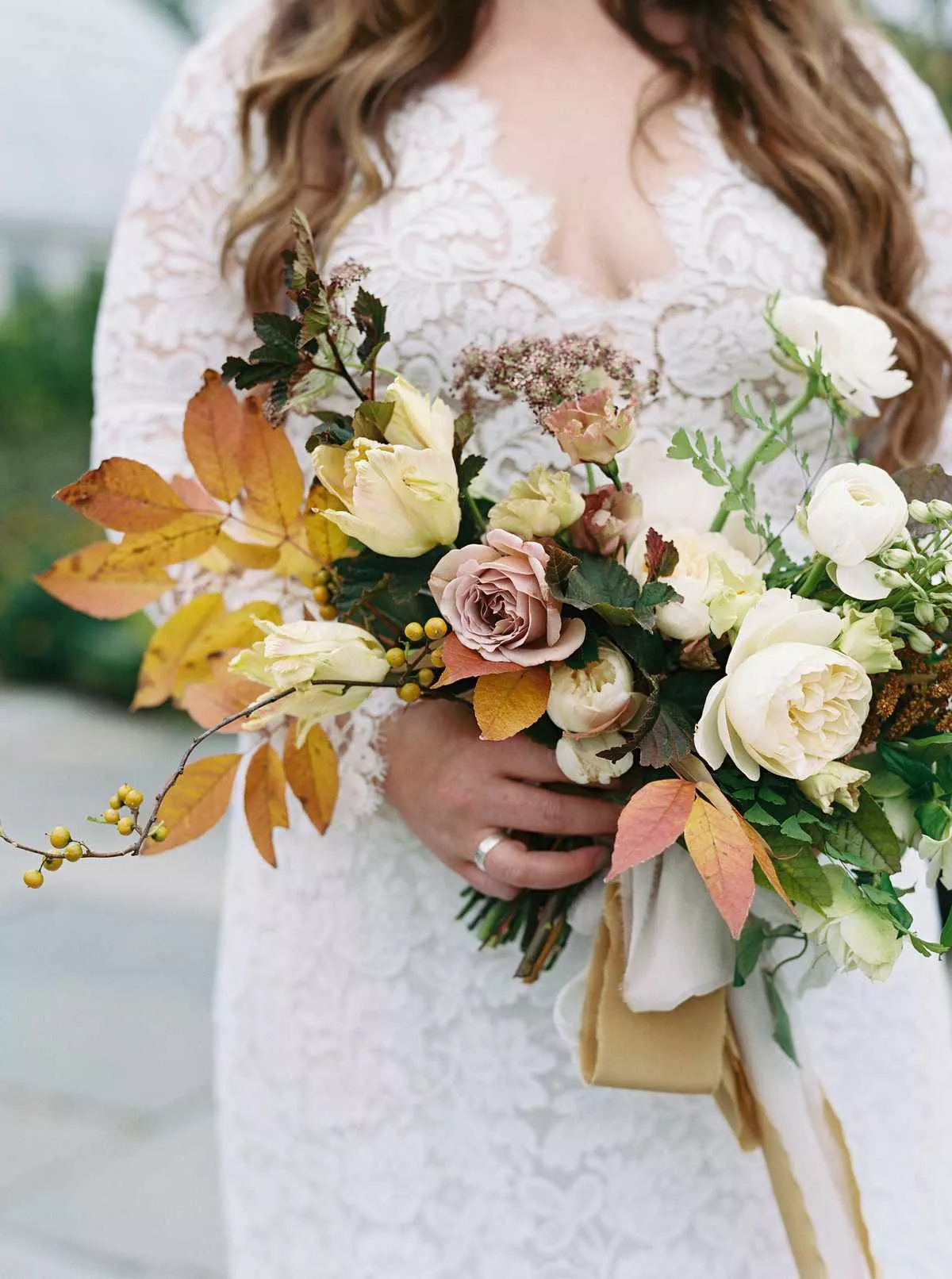 P AB6YnPI s - Букет невесты из тюльпанов