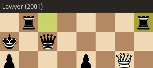 Blitz Chess • Kartoffelbreii vs Lawyer