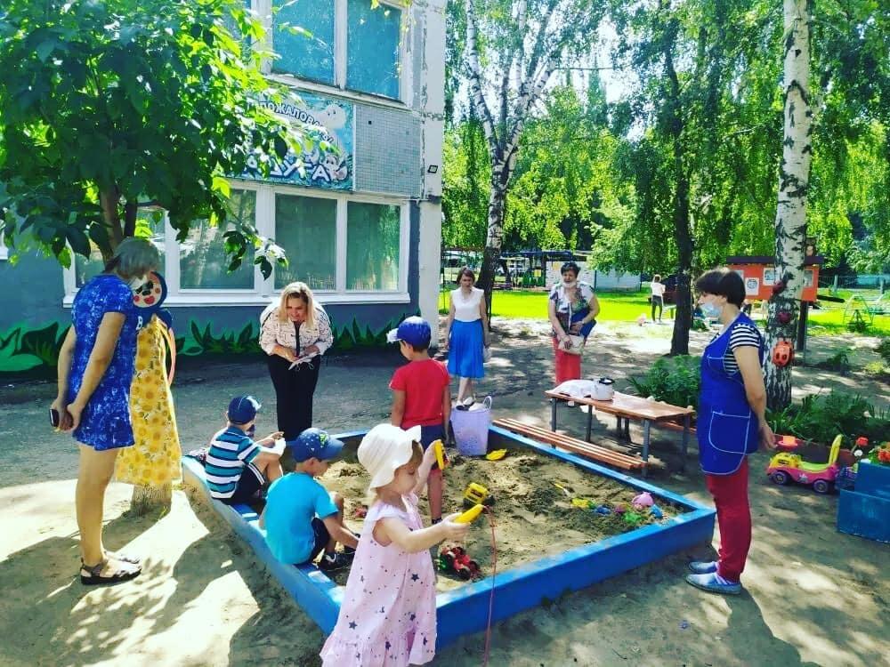 В школах и детских садах Петровского района стартовала традиционная приёмка к новому учебному году