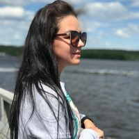 Фотография страницы Анастасии Галимовой ВКонтакте