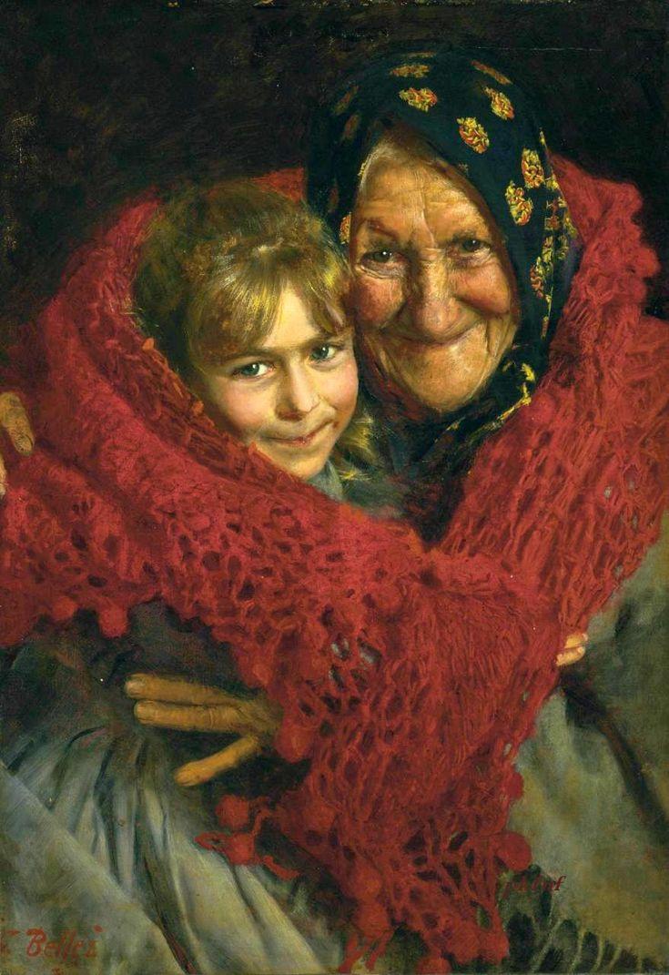 Мне встречались такие семьи, в которых какая-нибудь бабушка высохшая, лежит себе...