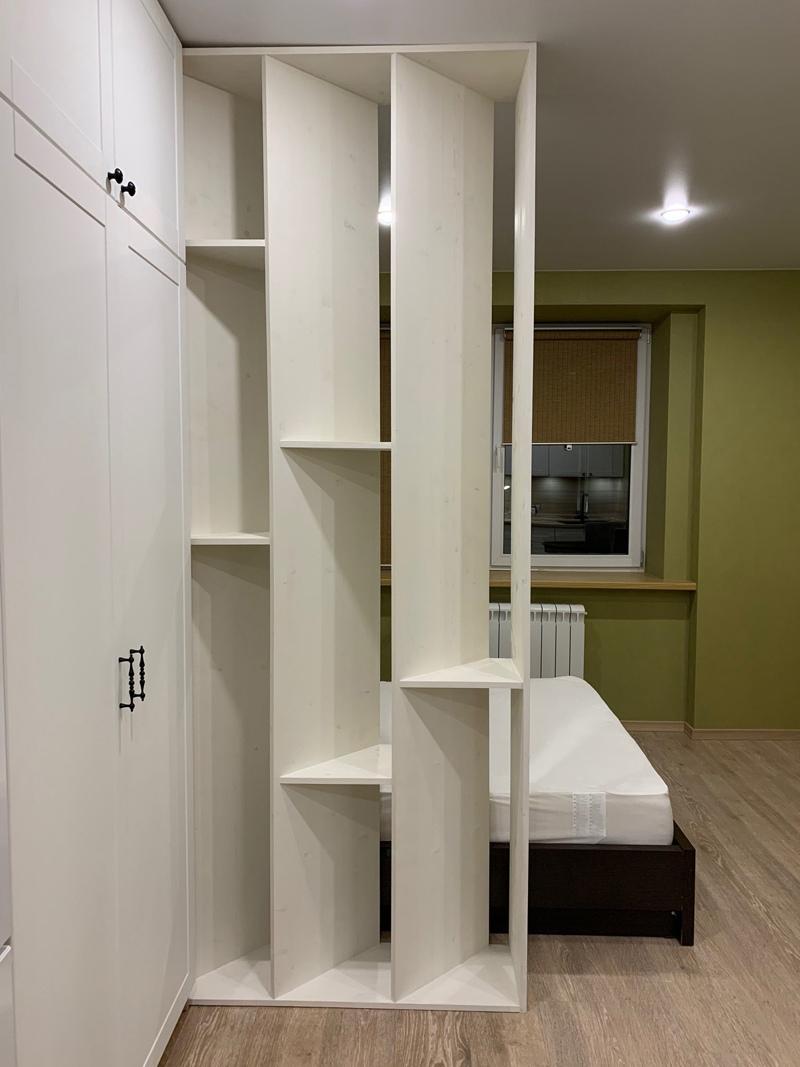 Маленькая квартира-студия 23 м.