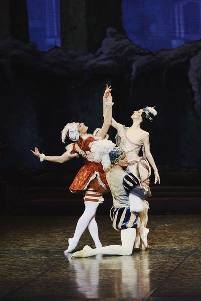 🎭В рамках ХХI Фестиваля классического балета имени...