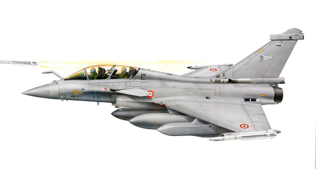 Французский самолет