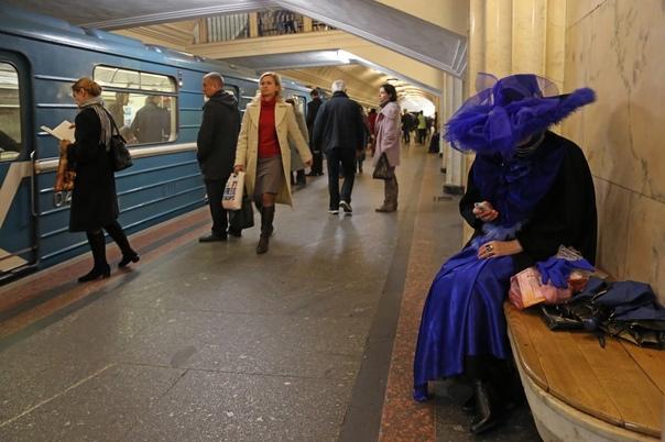 Пассажирка на Театральной — тот случай, когда обра...