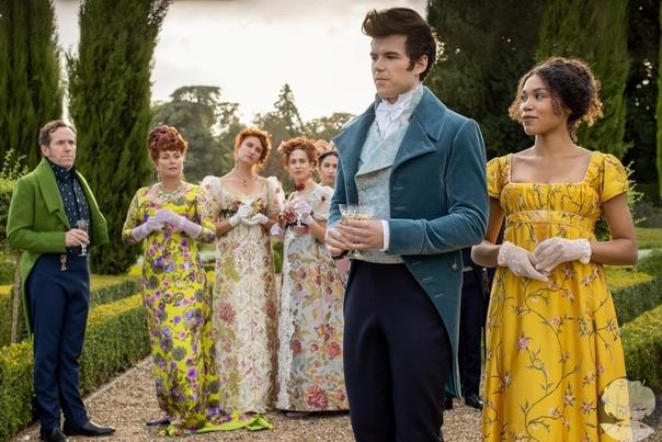 Сериал «Бриджертоны» продлили на третий и четвёртый сезоны до выхода второго