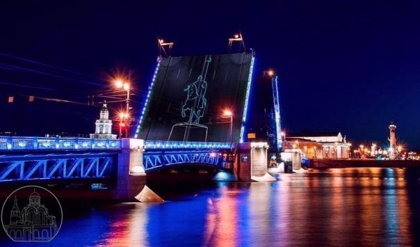 В Петербурге пройдет лазерное шоу, посвященное под...