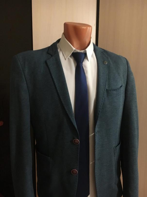 Стильный мужской летний пиджак, ткань   Объявления Орска и Новотроицка №28683