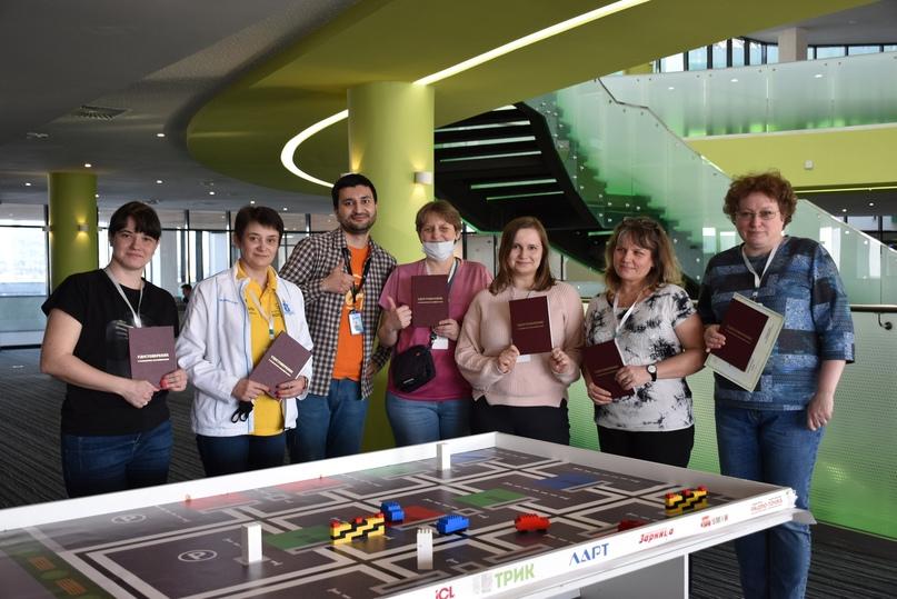 80 школьников и тренеров подготовились к соревнованиям по робототехнике в Университете Иннополис, изображение №19