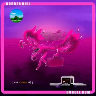 """BORDER NULL - """"BUBBLE GUM"""" [CNF-GSSFSL02; LP]"""