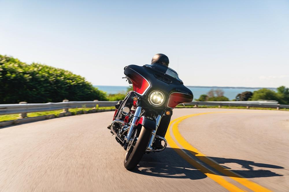 Модельный ряд Harley-Davidson CVO 2021