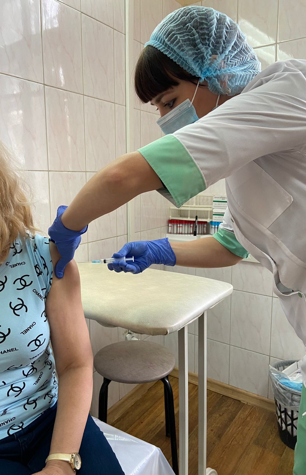 Эряви-арась сыретненень вакцинась?