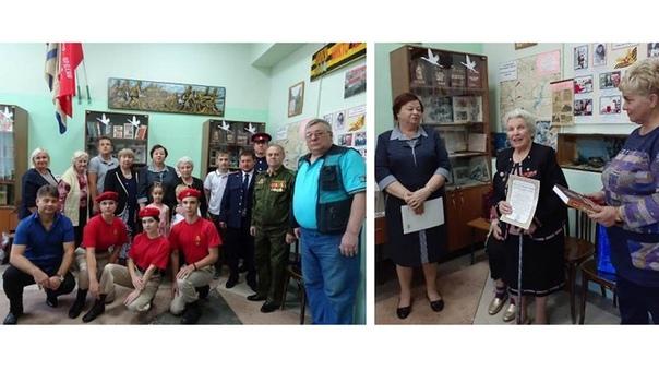 В Новочеркасской библиотеке имени Зои Космодемьянс...