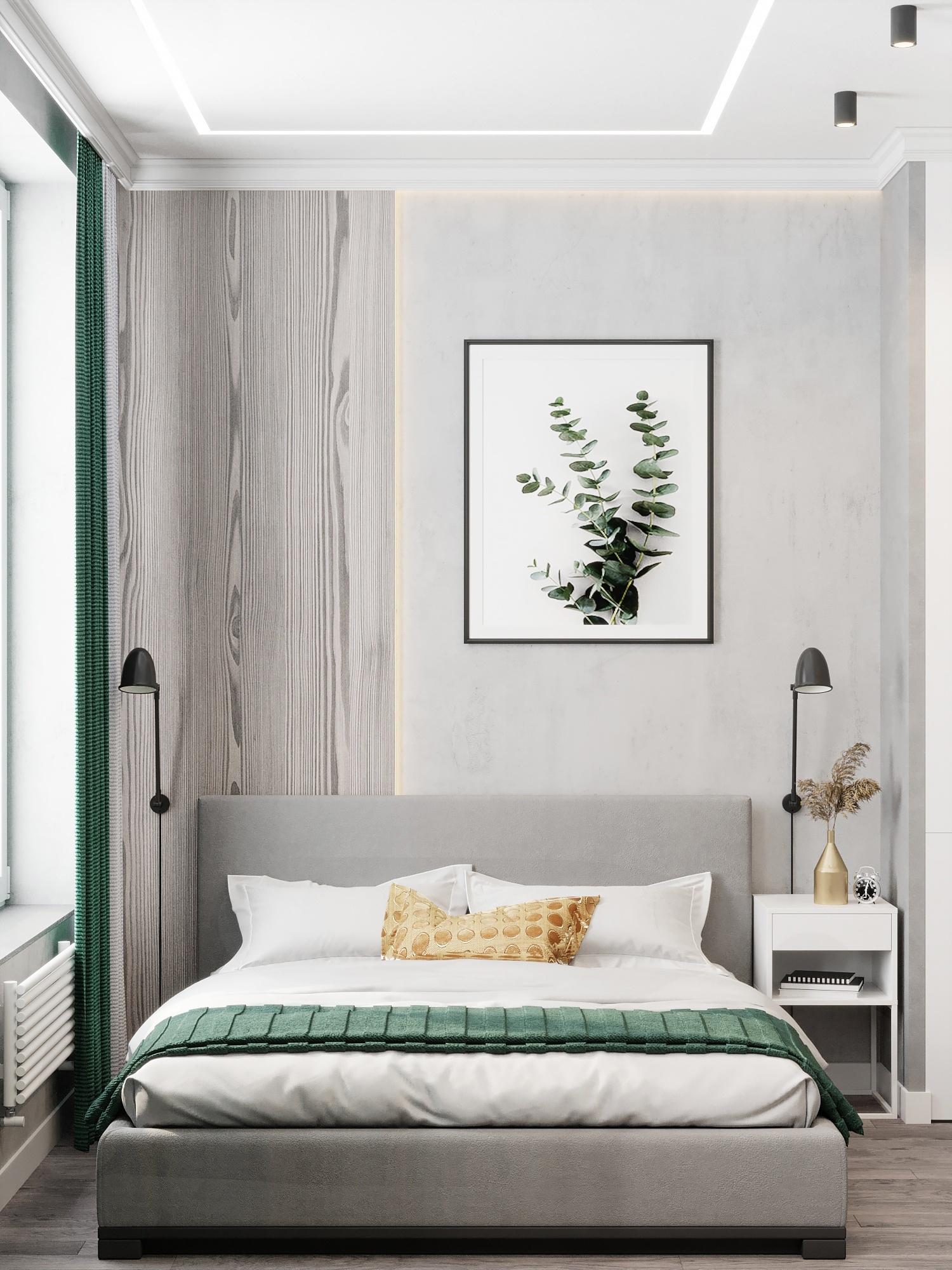 Дизайн-проект квартиры 31 кв.