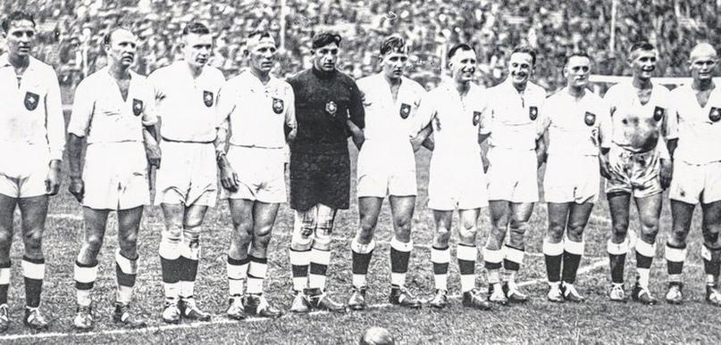 Как это было. Первая гандбольная Олимпиада. Ручной мяч 11 на 11 в антураже нацистской Германии, изображение №7