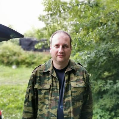 Andrey, 44, Roslavl'