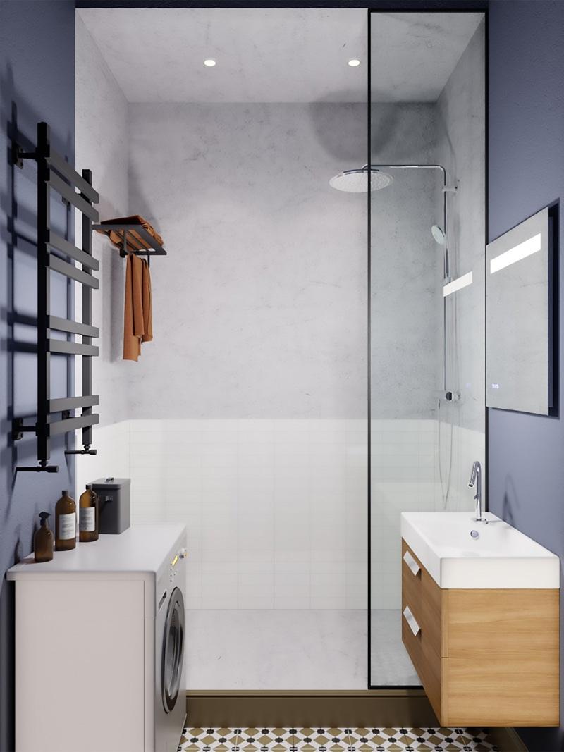 Дизайн-проект квартиры 35 м.