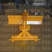 Отвал грейдерного типа, мехповоротный (задний навес) для трактора МТЗ-82