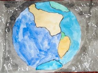 Дети рисуют мир 2020