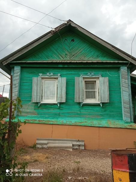 Продается срубовой дом 40 кв. м в посёлке Алексеев...
