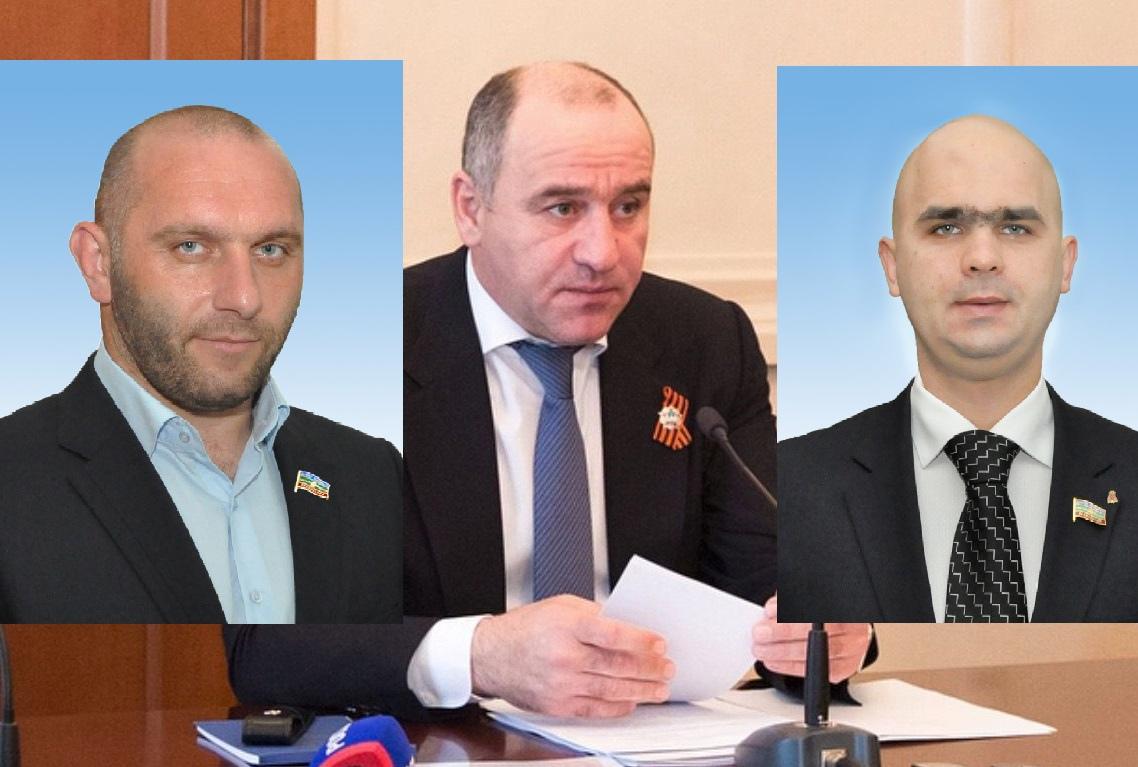 Путин представил кандидатов на должность главы КЧР