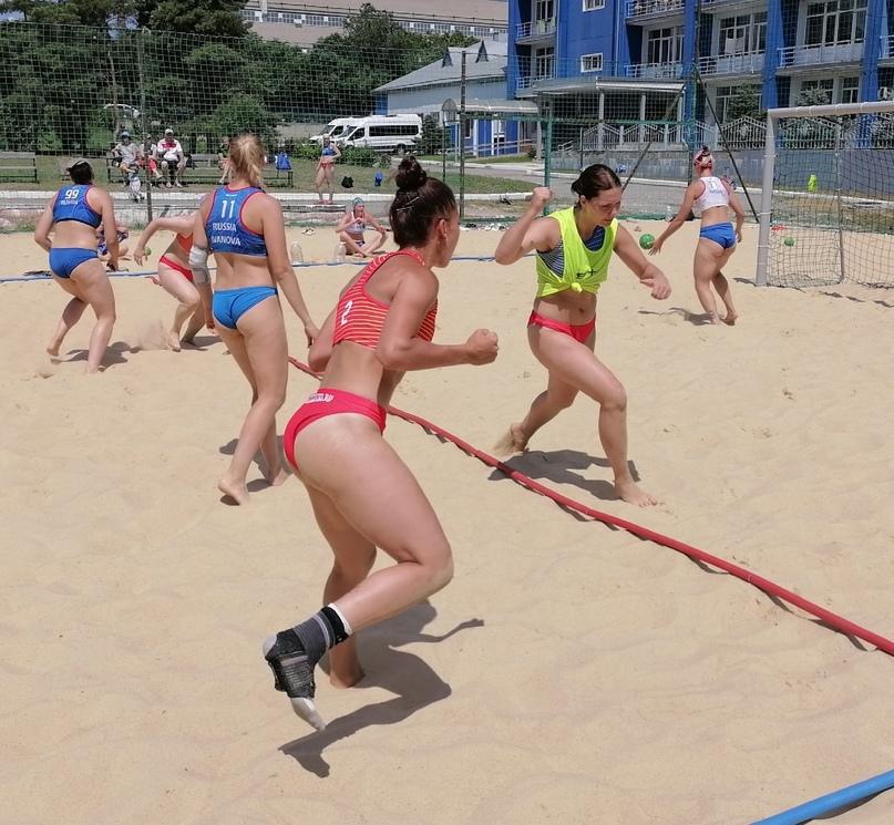 """Виталий Волынченко: """"Как только пляжный гандбол включат в олимпийскую программу, у нас многое изменится"""", изображение №2"""