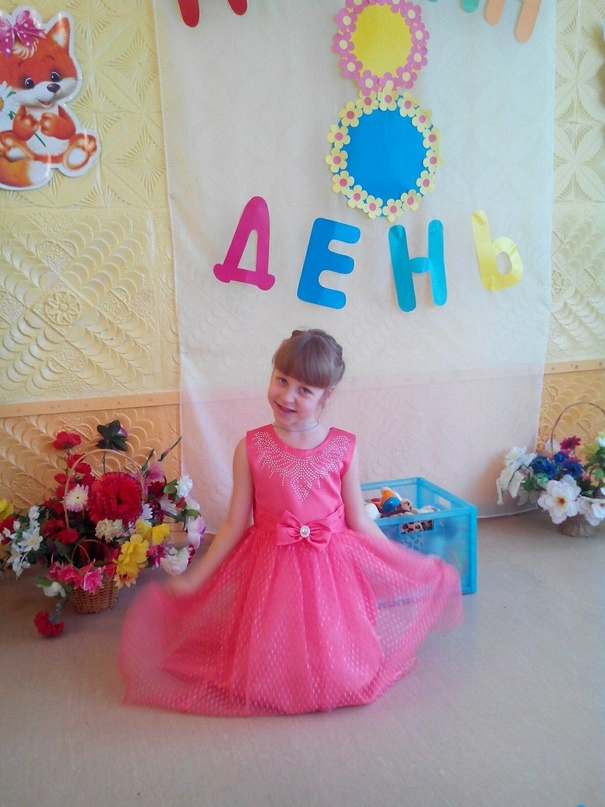 Детское платье на девочку 5-6 лет в   Объявления Орска и Новотроицка №27717