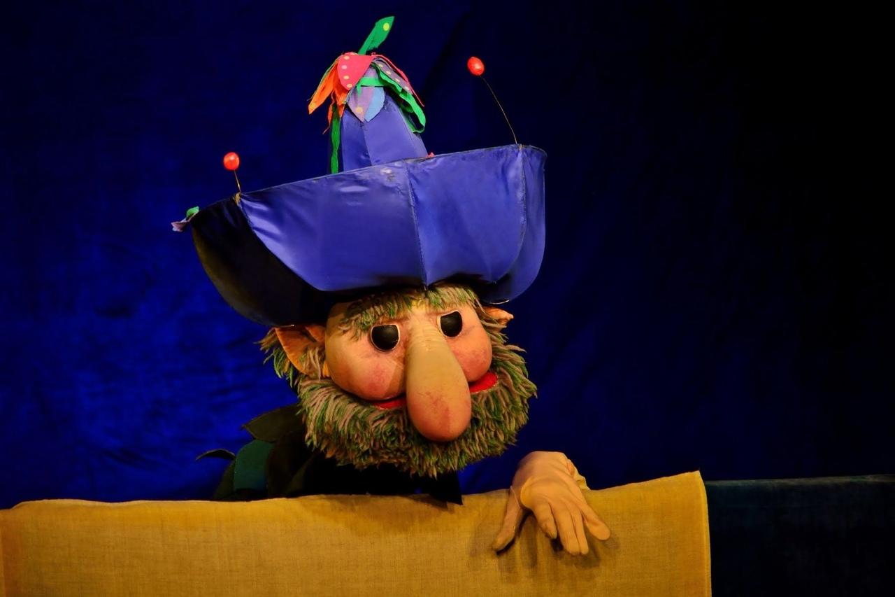 Кукольный театр «Волшебник»