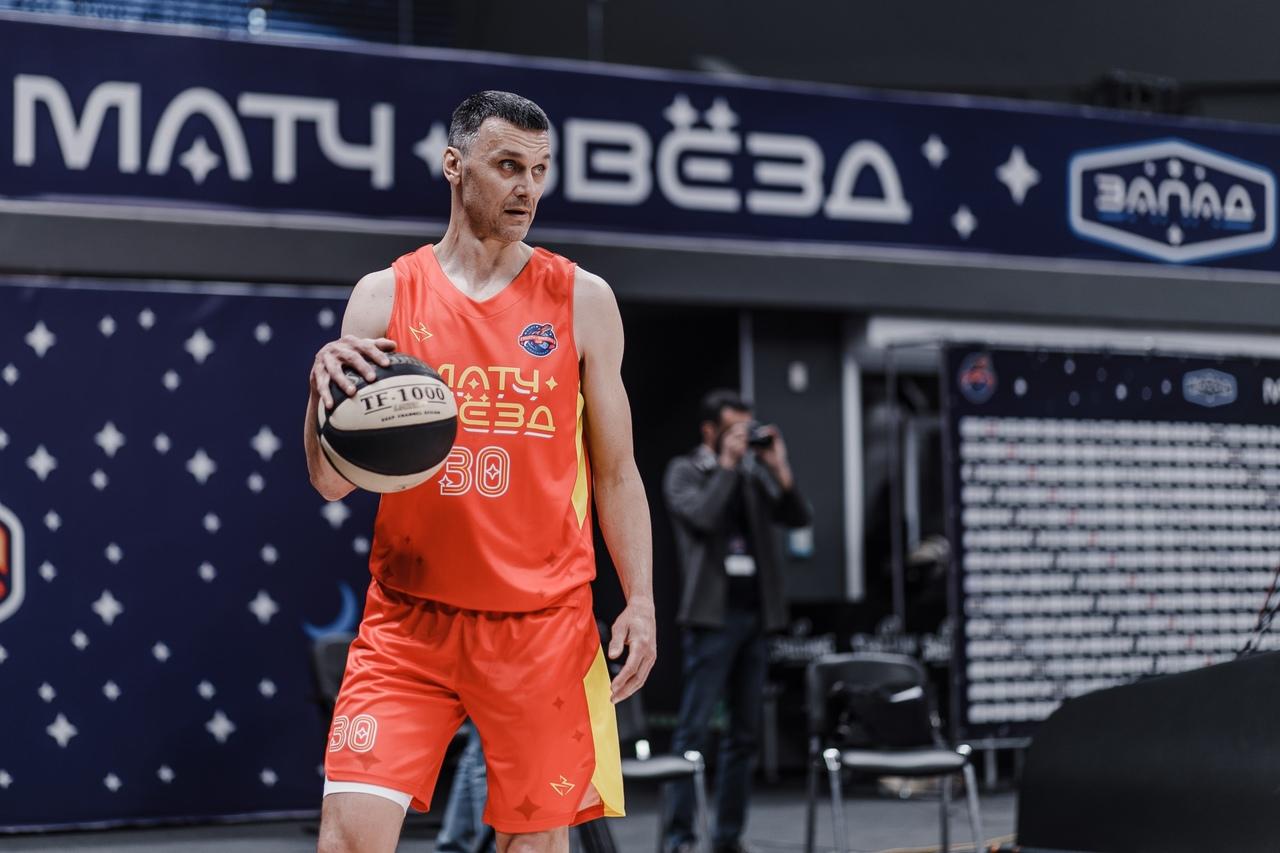 Матч звезд АСБ в Краснодаре