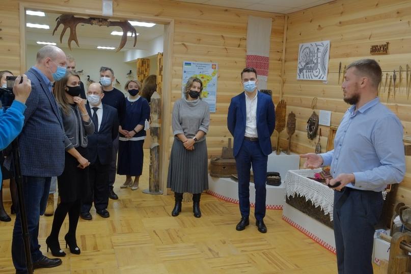 В Ухте открылся Туристско-информационный центр, изображение №1