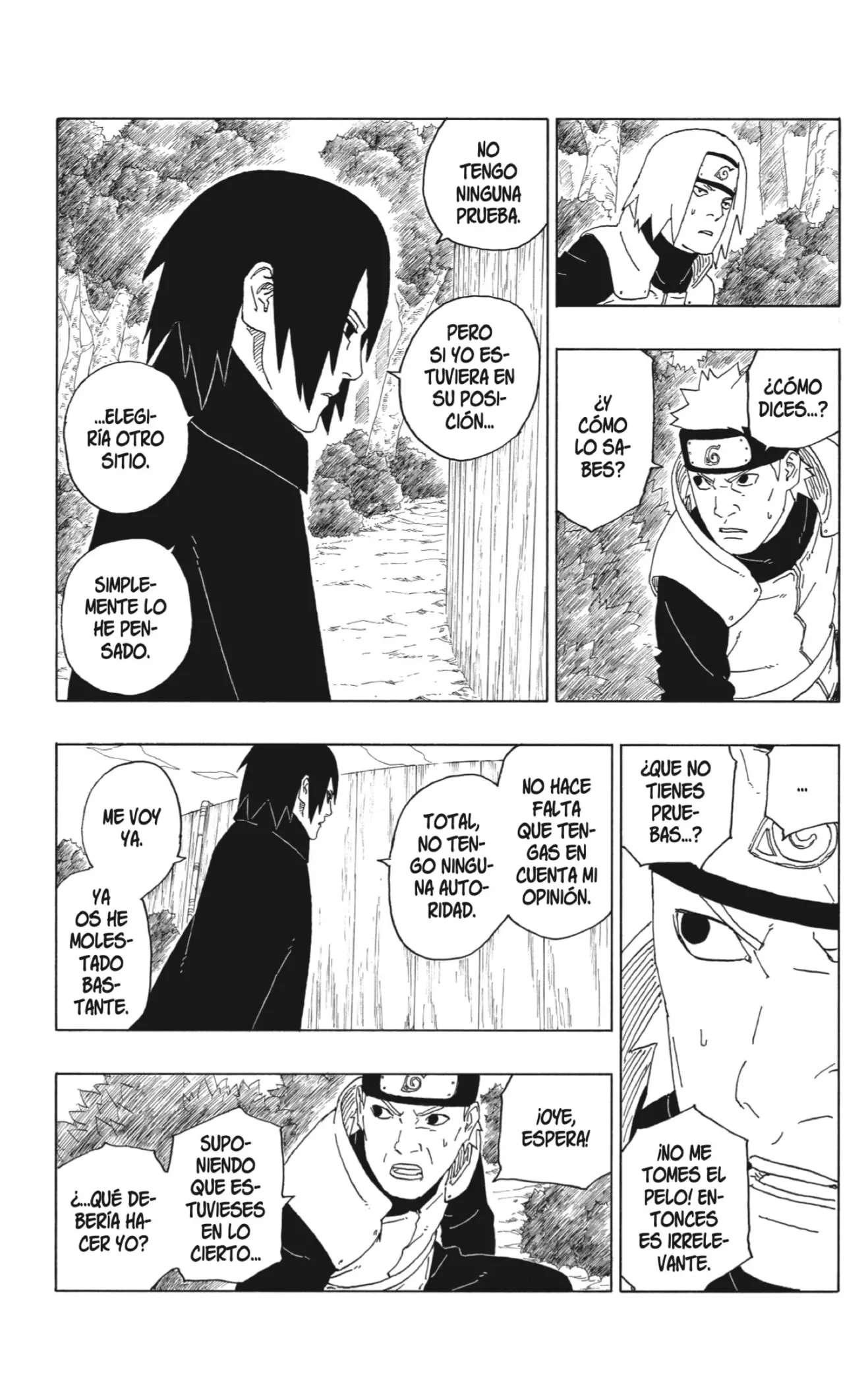 Boruto Manga Capitulo 61, image №12