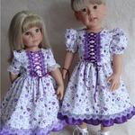 Идеи красивой одежды для кукол