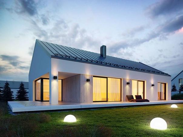 Большой и функциональный одноэтажный дом????