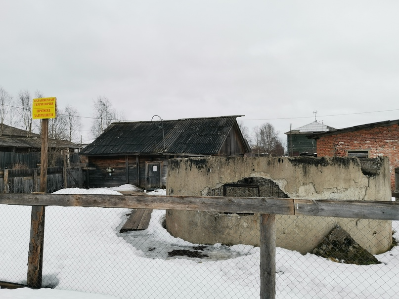 Канализационная очистительная станция Бревенника
