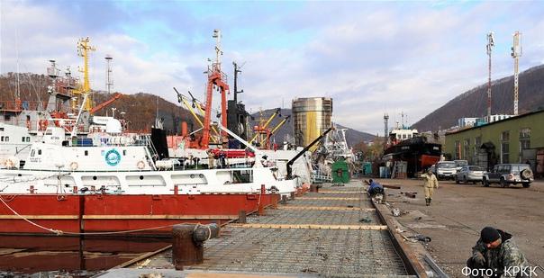 Яхтенный порт в Петропавловской гавани прошел серт...
