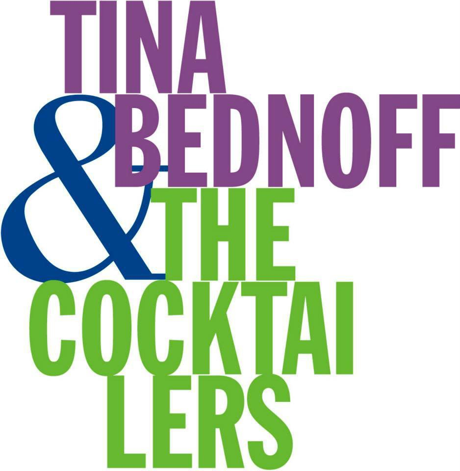 23.07 Tina Bednoff & the Cocktailers онлайн!
