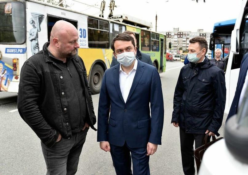 На дорогах Мурманской области - тестовые автобусы🚌