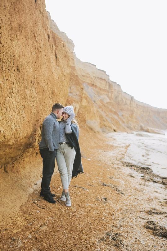 Love Story фотосессия в Каче - Фотограф MaryVish.ru