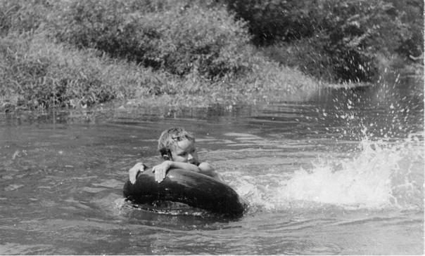 Река моего детства - Кубань😊