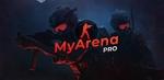 https://play.google.com/store/apps/details?id=ru.myarena.myarenapro
