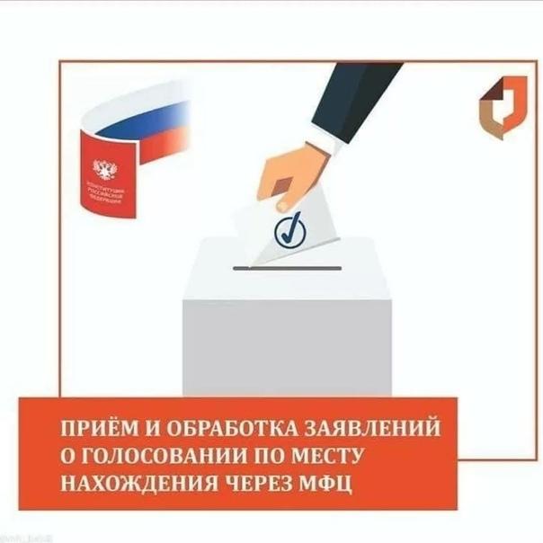 МФЦ Дагестана начали прием заявлений о голосовании...