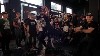 Monsta Slam vs Live Screammaker (1/4 Final)    EBS RUSSIA