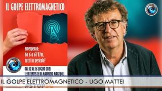 IL GOLPE ELETTROMAGNETICO - UGO MATTEI
