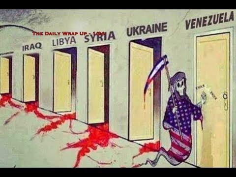 US 'Interim Government' Coups In Venezuela, Syria, Yemen, Congo etc, Heshemi Freed Gaza Attacked