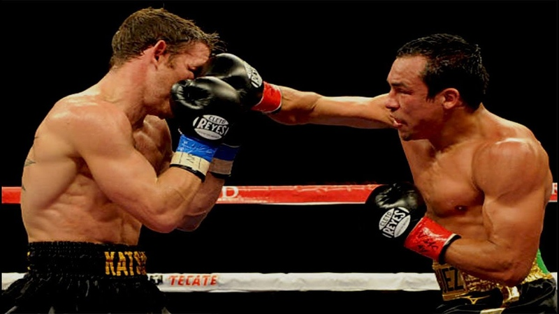 Juan Manuel Marquez vs Michael Katsidis Highlights Great FIGHT KNOCKOUT
