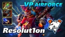 Resolut1on Gyro Master VP AIRFORCE Dota 2 Pro Gameplay