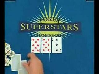 Gus Hansen vs Phil Ivey on Poker Superstars