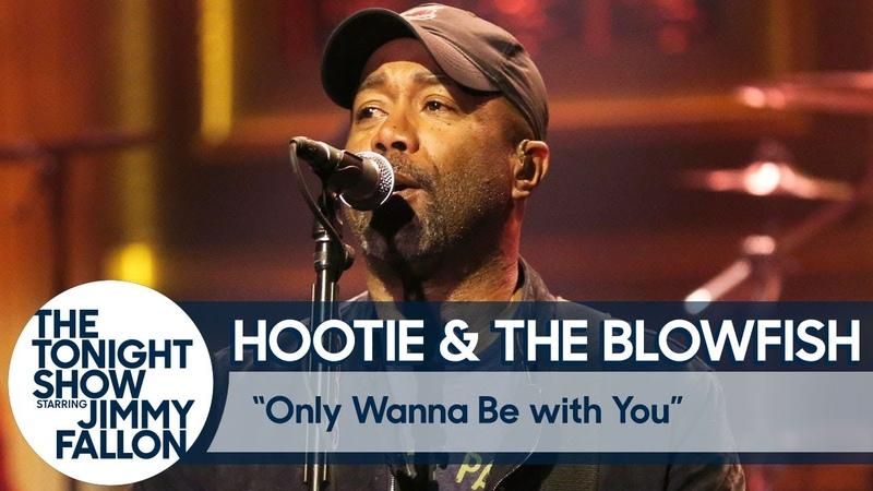 Hootie the Blowfish: Only Wanna Be with You