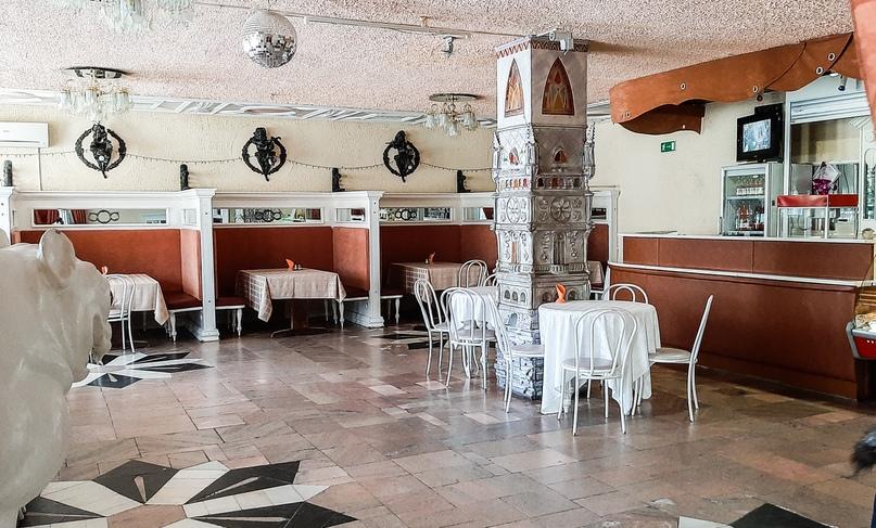 Обновлённое кафе «ГНОМ», изображение №1